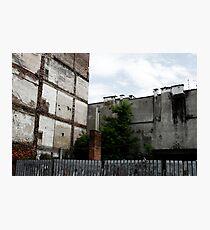 vacant block Photographic Print