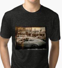 mexico city Tri-blend T-Shirt