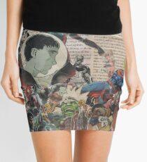 COMIC Mini Skirt