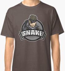 Solid Snake Classic T-Shirt