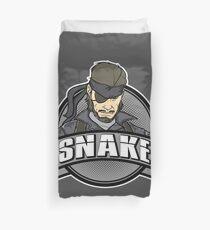 Solid Snake Duvet Cover