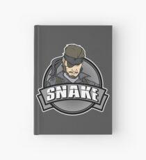 Solid Snake Hardcover Journal