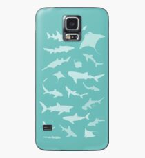 Sharks and Rays! Case/Skin for Samsung Galaxy