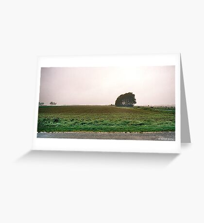 Agincourt Greeting Card
