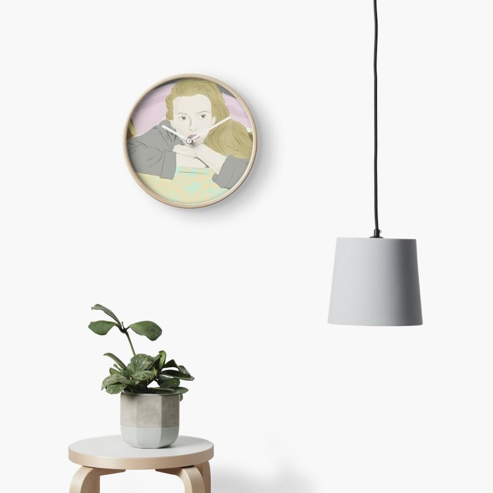 Villanelle Season 2 Portrait Clock