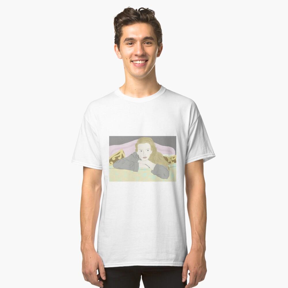 Villanelle Season 2 Portrait Classic T-Shirt