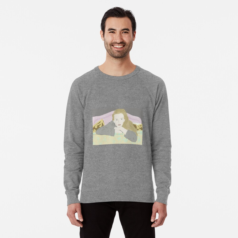 Villanelle Season 2 Portrait Lightweight Sweatshirt