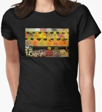 Spicy Womens Fitted T-Shirt