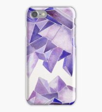 Watercolor Amethyst iPhone Case/Skin