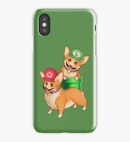 Plumber Pups iPhone Case
