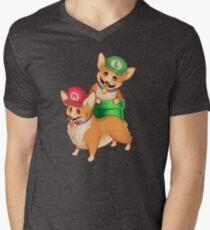 Plumber Pups Men's V-Neck T-Shirt