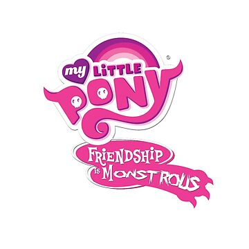 My Little Pony: Friendship is MONSTROUS by ch3rrybl0ss0m