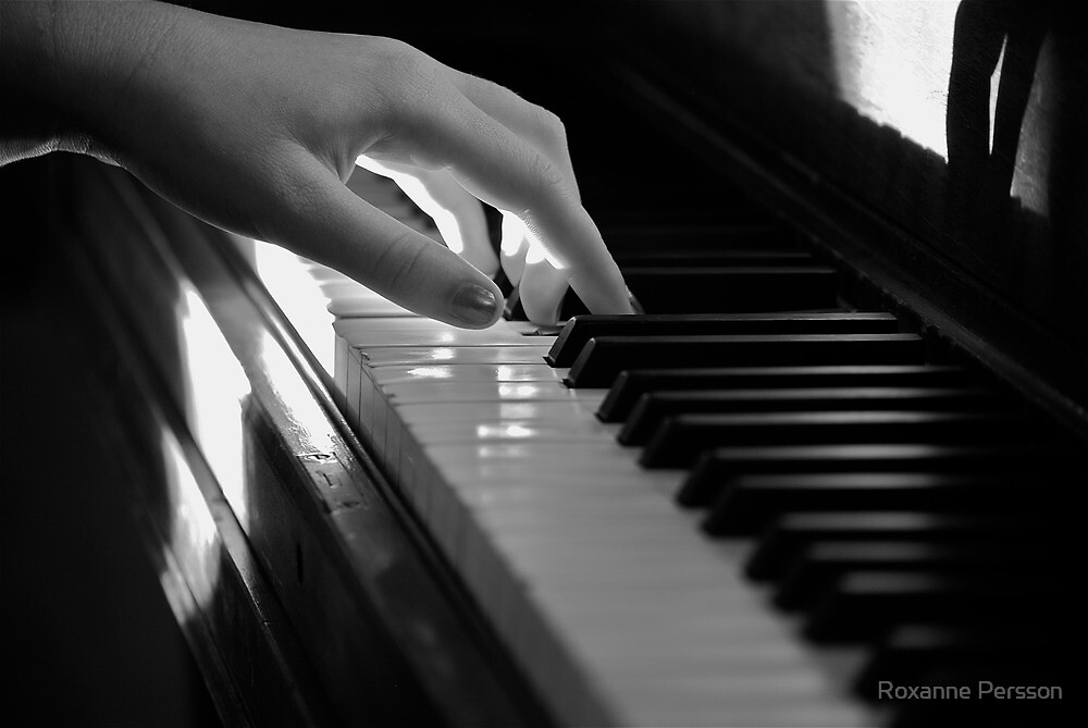 Sweet Music by Roxanne Persson