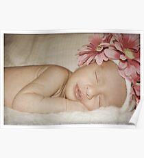 lil flower fairy Poster