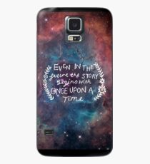 The Lunar Chronicles Space Quote Case/Skin for Samsung Galaxy