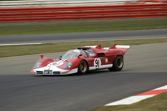 Ferrari 512S by Willie Jackson