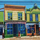 Ashland Mural Walk: Storefronts by AuntieJ