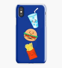HAPPY MEAL iPhone Case/Skin