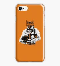Fastest Fox iPhone Case/Skin