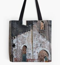 Lithgow Blast Furnace Ruins Tote Bag