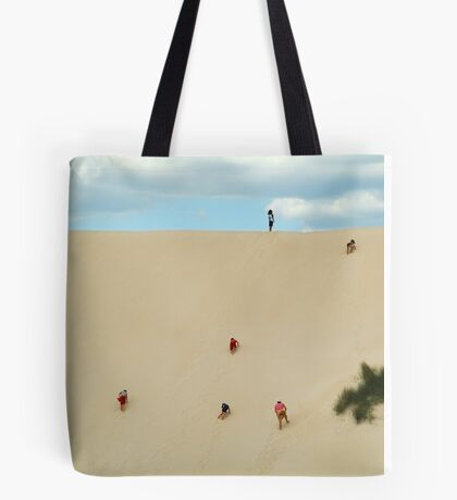Dune Scramble,S.A. Tote Bag