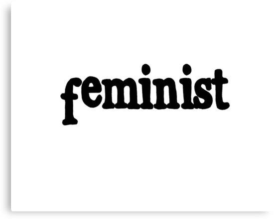 Feminist by Melanie North