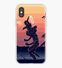 Pixel Art Eva iPhone Case