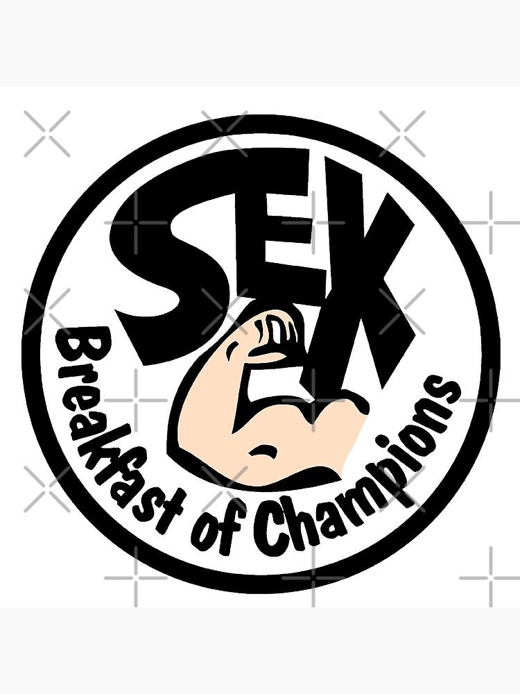 I BRAKE FOR SEX... HELMET STICKER