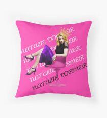 Natalie Dormer Throw Pillow