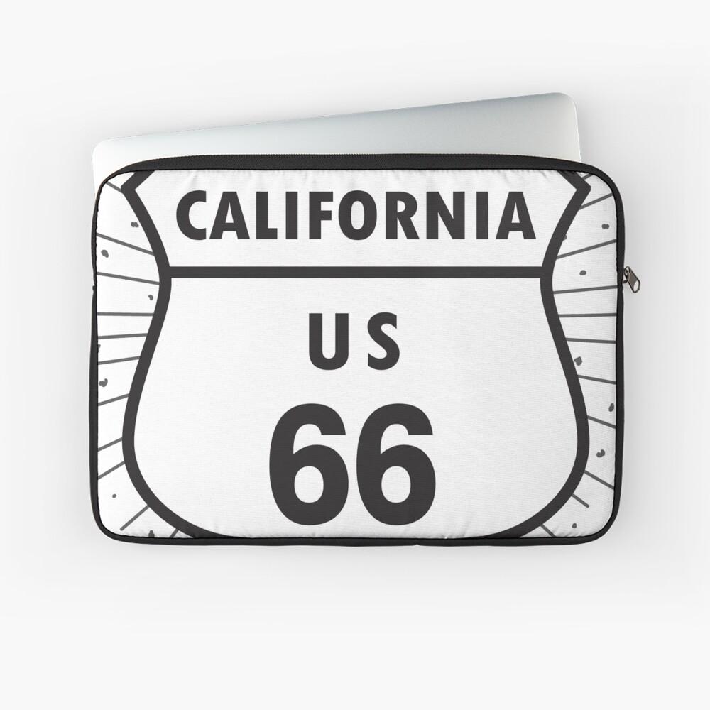 California route 66 Laptop Sleeve