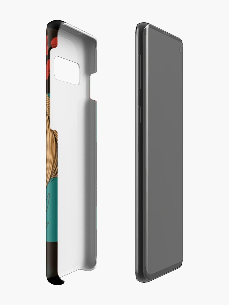 Alternate view of So Close Case & Skin for Samsung Galaxy