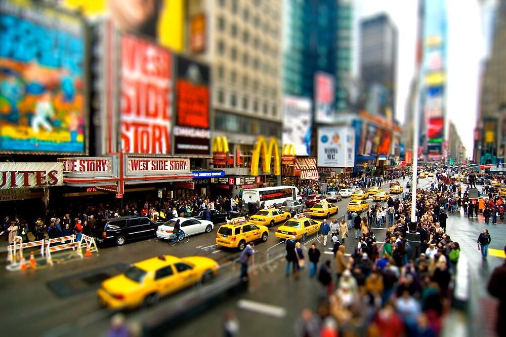 Broadway by Brad Levine