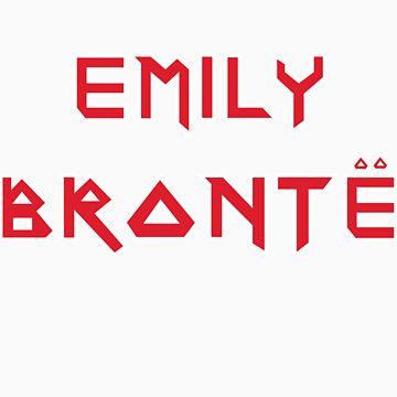 Emily Brontë by marcalcuberta