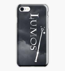 Lumos iPhone Case/Skin