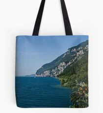 Lake Garda - Tremosine Tote Bag