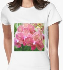 Pink and White Orchids T-Shirt