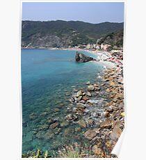 Monterosso - Cinque Terre, Italy Poster
