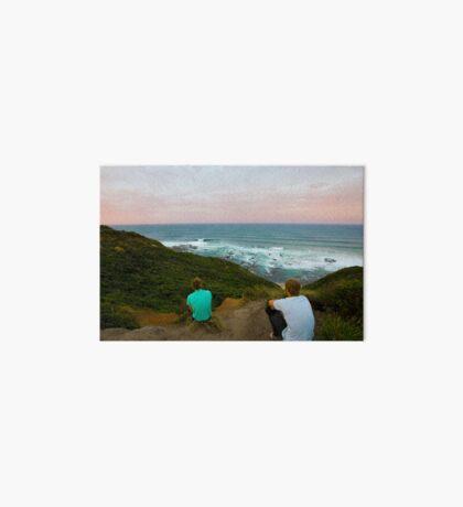 Surf Check Galeriedruck
