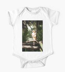Red Tail Hawk One Piece - Short Sleeve