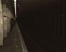 Dark Tunnel... by C. Rodriguez
