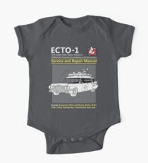 ECTO-1 Service and Repair Manual One Piece - Short Sleeve