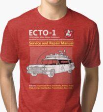 ECTO-1 Service and Repair Manual Tri-blend T-Shirt