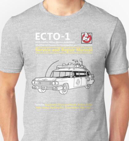 ECTO-1 Service and Repair Manual T-Shirt