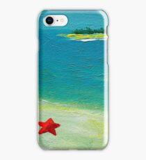 Starfish Beach iPhone Case/Skin