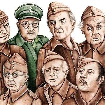 Dad's Army by mags0412