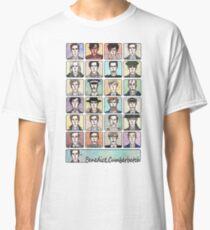Benedict Cumberbatch Faces Classic T-Shirt