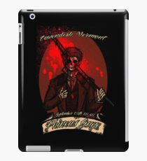 Phineas Gage iPad Case/Skin