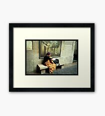Milan Train Station Framed Print