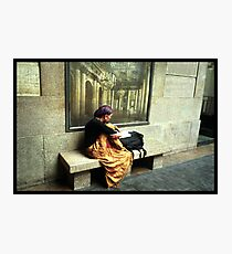 Milan Train Station Photographic Print