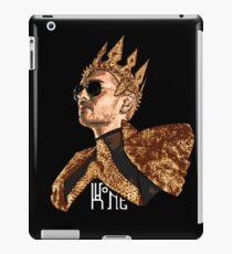 King Bill - White Text iPad Case/Skin